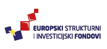 Logo Europski strukturni fondovi