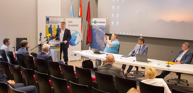 PRH Milanović na otvaranju Energetske konferencije u Krku